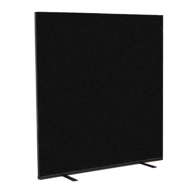 Black Partition Screen Hire