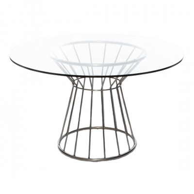 Wire Dining Table Rental