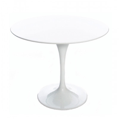 White Tulip Style Dining Table