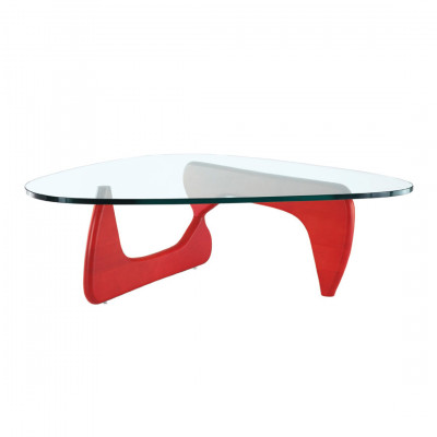 Red Nogu Coffee Table Hire