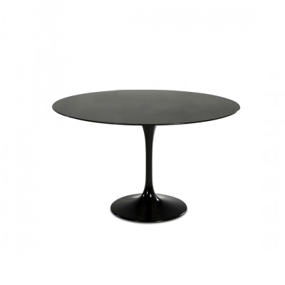 Black Tulip Style Coffee Table