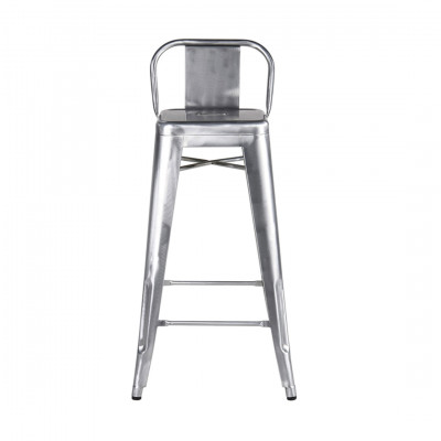 Silver Bar Stool Hire