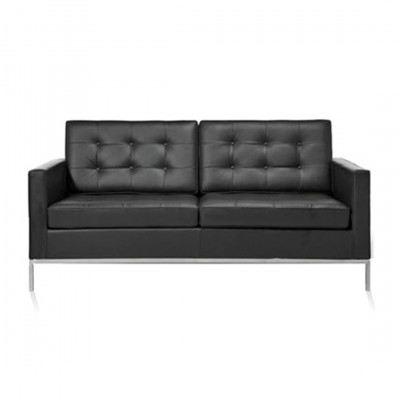 Knoll Inspired 2 Seat Sofa