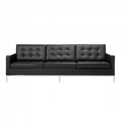 Knoll Inspired 3 Seat Sofa