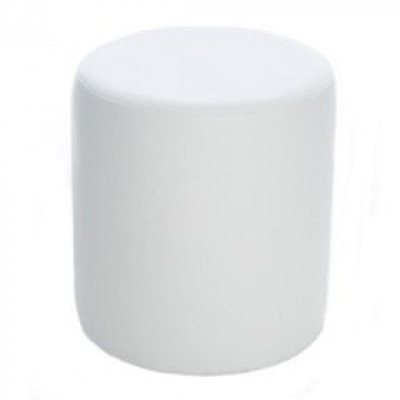 Pouffe Seating White