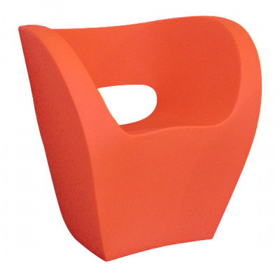 Albert Inspired Chair Orange
