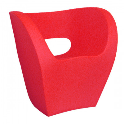 Albert Inspired Chair Red