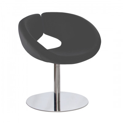 Lotus Chair Black
