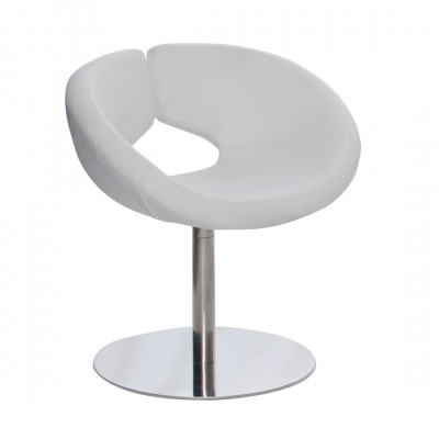 Lotus Chair White