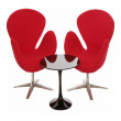 Red Swan Chairs