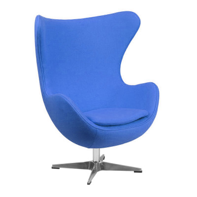 Blue Egg chairs