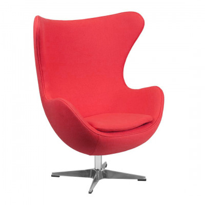 Red Egg chairs UK