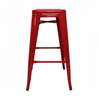 Red Toledo stool hire