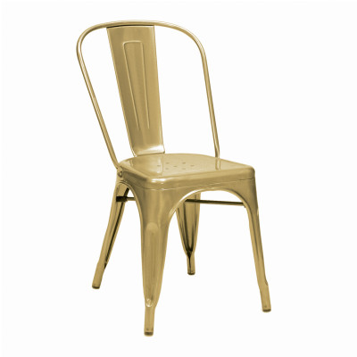 Toledo Chair Gold