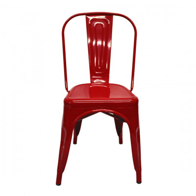Toledo Chair Red
