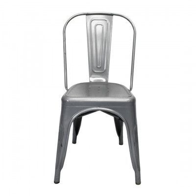 Toledo Chair Silver