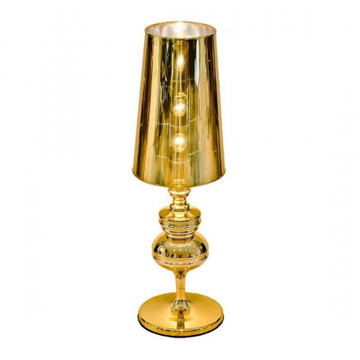 Gold Table Lamp Rental