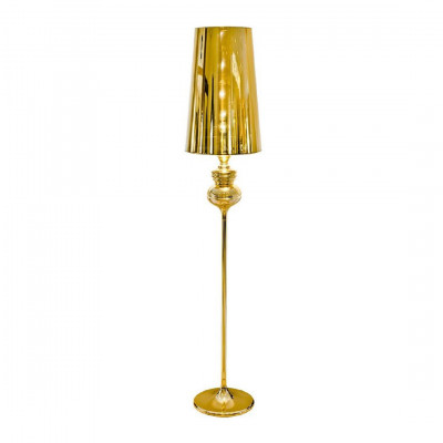 Gold Floor Lamp Rental