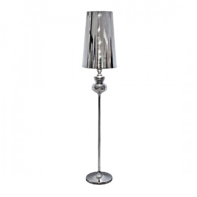 Silver Floor Lamp Rental