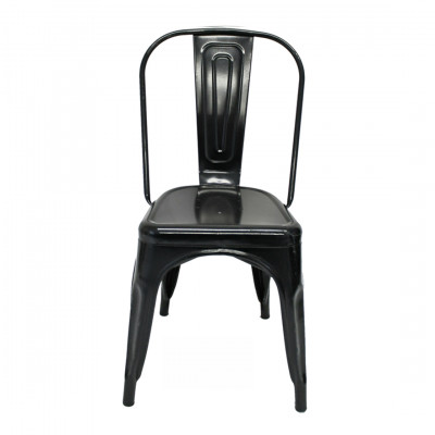 Black Toledo chairs