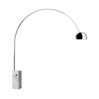 Arc Style Floor Lamp Hire