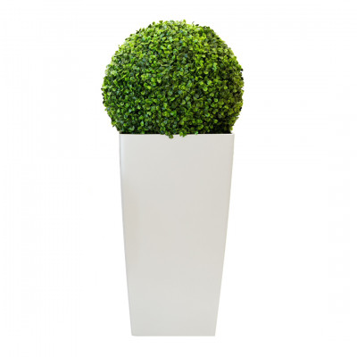 Artificial Boxwood Ball Planter Hire