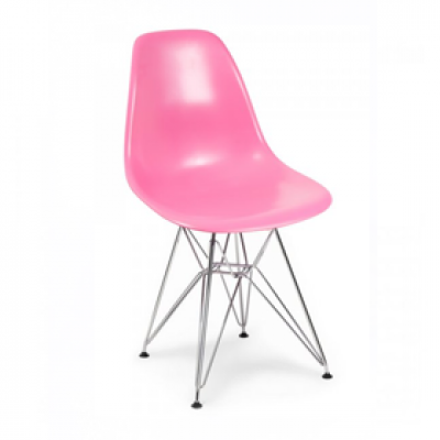 Pink Eiffel chair hire