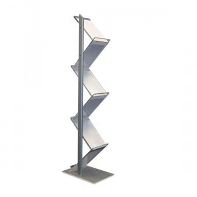 Prism Brochure Stand Hire