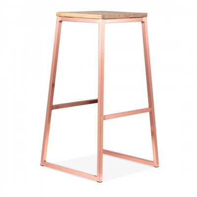 Copper Ace Bar Stool Hire