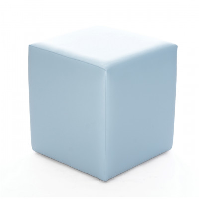 Cube Seating Baby Blue