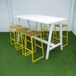 Contemporary table hire