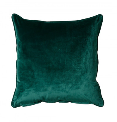 Emerald Velvet Cushion