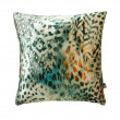 Scatter box Animal Print Metallic Cushions