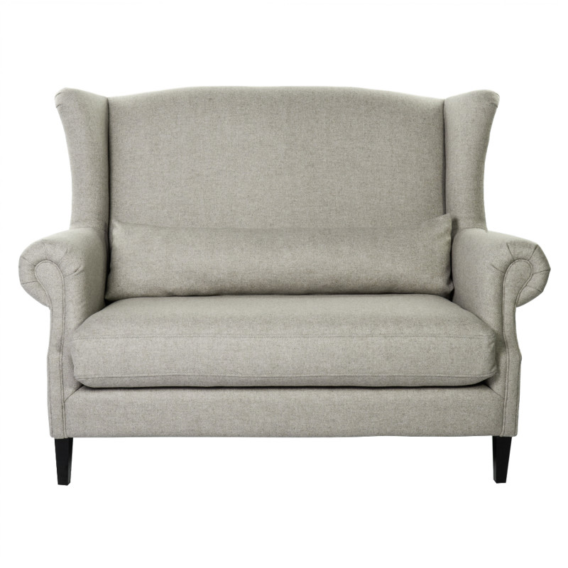 Magnificent Grey Tweed Manhattan Sofa Funky Furniture Hire London Lamtechconsult Wood Chair Design Ideas Lamtechconsultcom