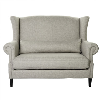 Grey Tweed Manhattan Sofa