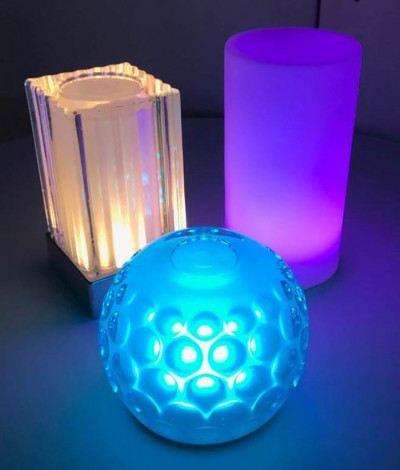 Small Tower LED Lamp