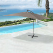 Outdoor parasol rental