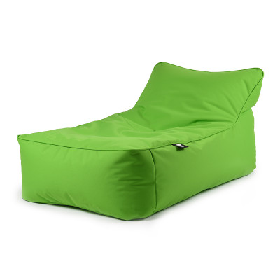 Lime Green Beanbed