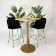 Black Event Stools