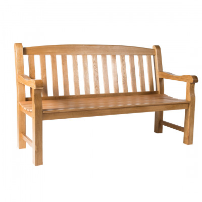 Teak Outdoor Bench Hire