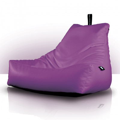 Monster Beanbag Rental - Purple