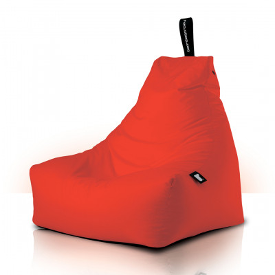 Mighty Beanbag Hire - Red
