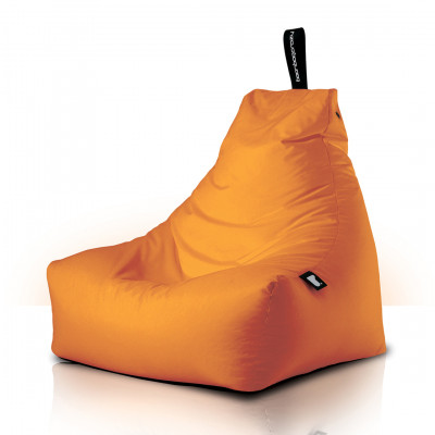 Mighty Beanbag Hire - Orange