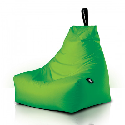 Mighty Beanbag Hire - Lime Green