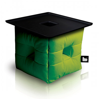 Master Cube Table - Lime Green
