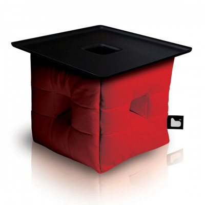 Master Cube Table - Red