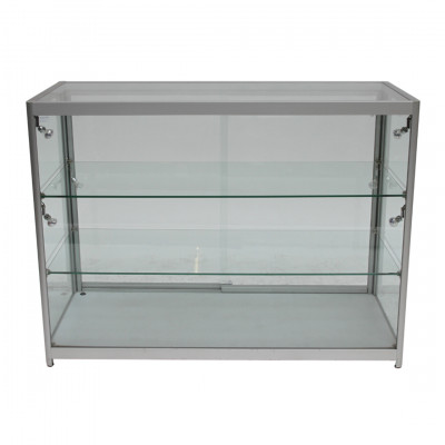 Glass Jewel Exhibition Showcase Cabinet